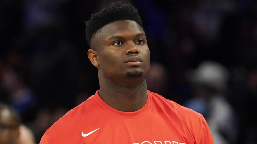 Zion's former agent says star took illegal benefits from Duke, Nike