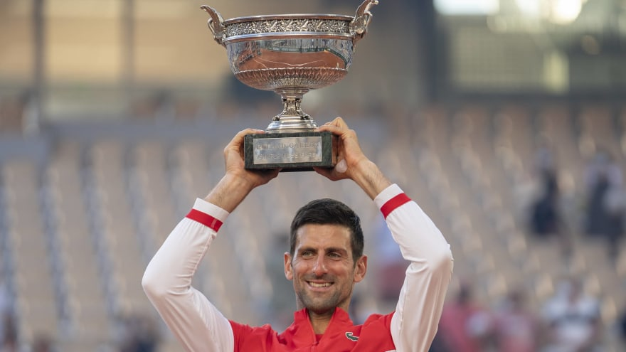 Novak Djokovic rallies back to win French Open