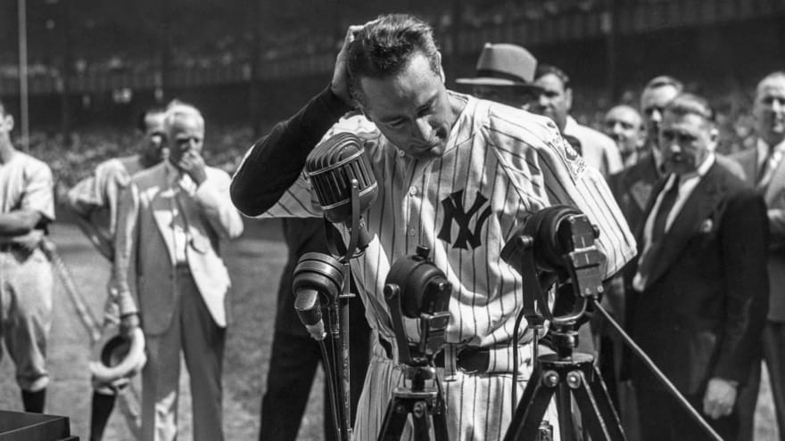 Lou Gehrig: Career retrospective