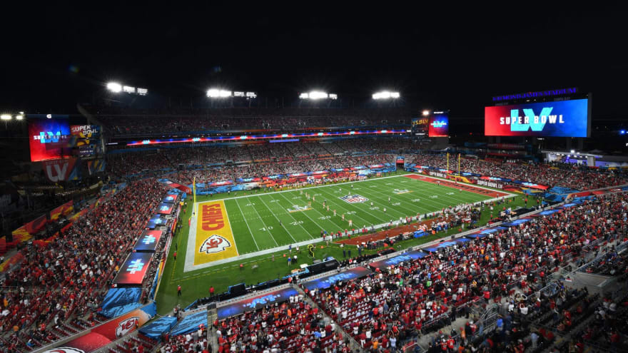Could NFL stadiums be full by Week 1 of 2021 season?