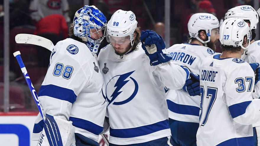Tampa mayor wants Lightning to win Stanley Cup on home ice