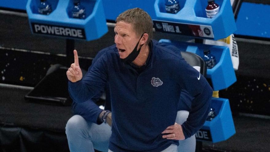 Gonzaga's Few: Team unprepared for Baylor's physicality