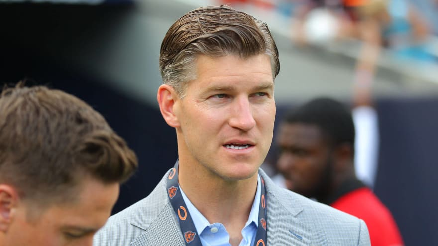 Bears GM after drafting Fields: Dalton is our starter