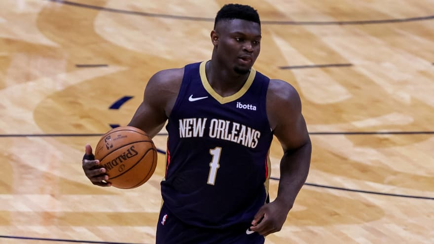 Zion Williamson believes he could make it in the NFL