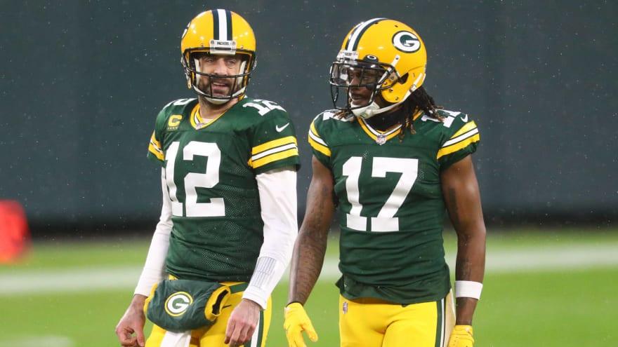 Davante Adams unsure Aaron Rodgers will return to Packers?