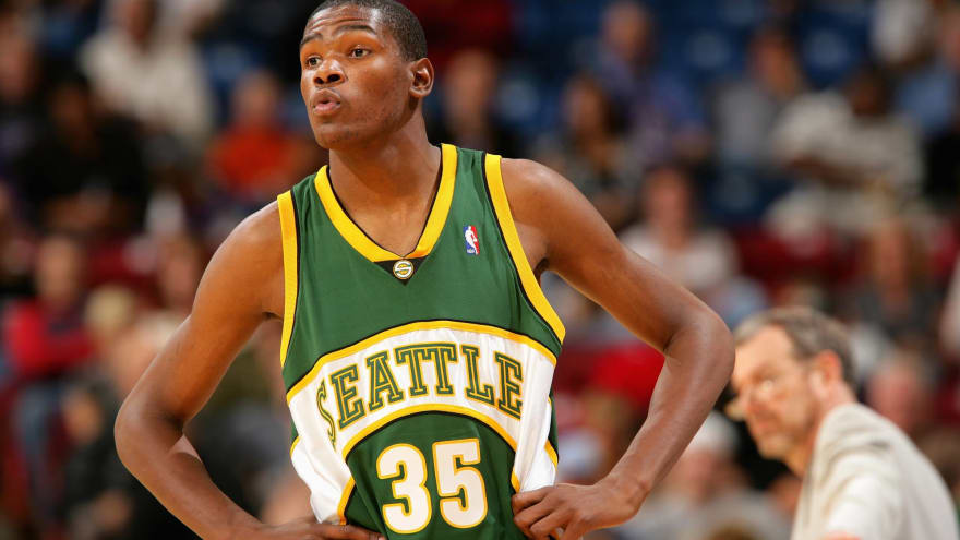 The 'Seattle SuperSonics All-Stars' quiz