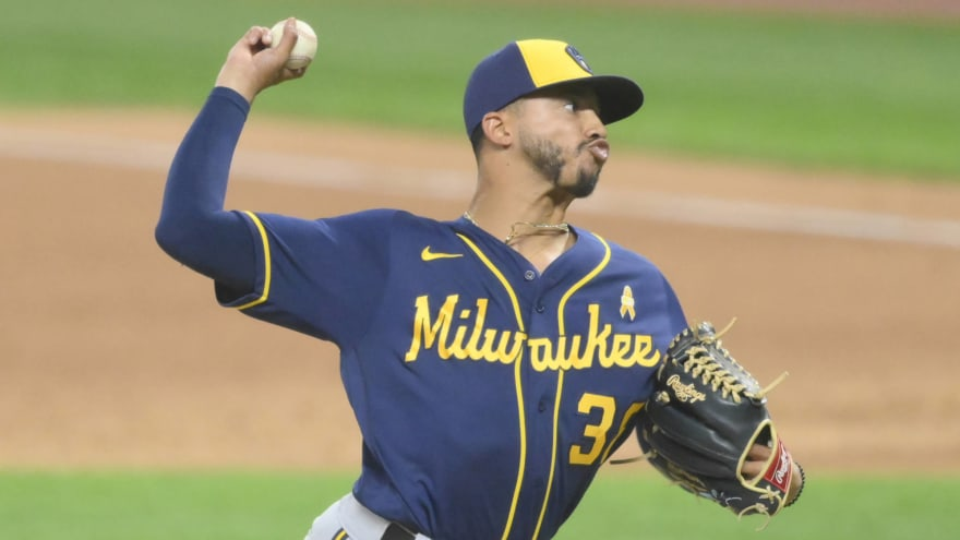 Brewers' Williams having one of most dominant reliever seasons ever