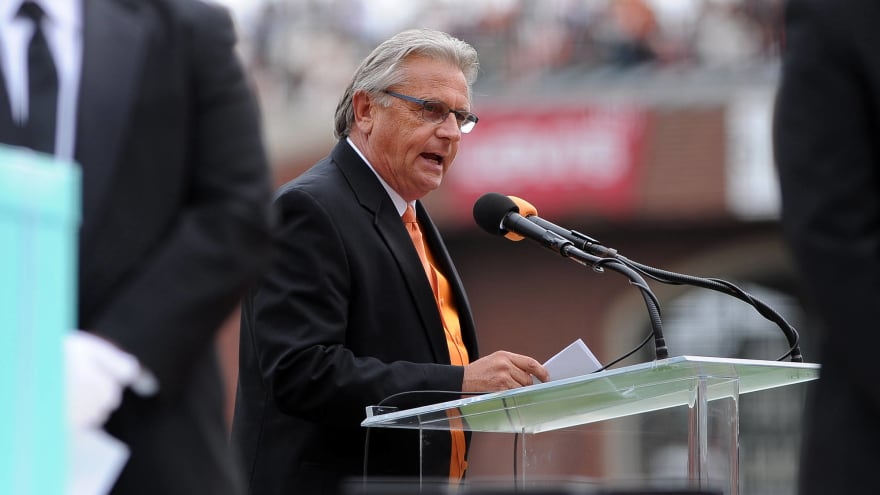 Giants broadcaster Duane Kuiper to miss games to undergo chemotherapy