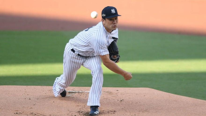 Masahiro Tanaka to sign with NPB's Rakuten Eagles