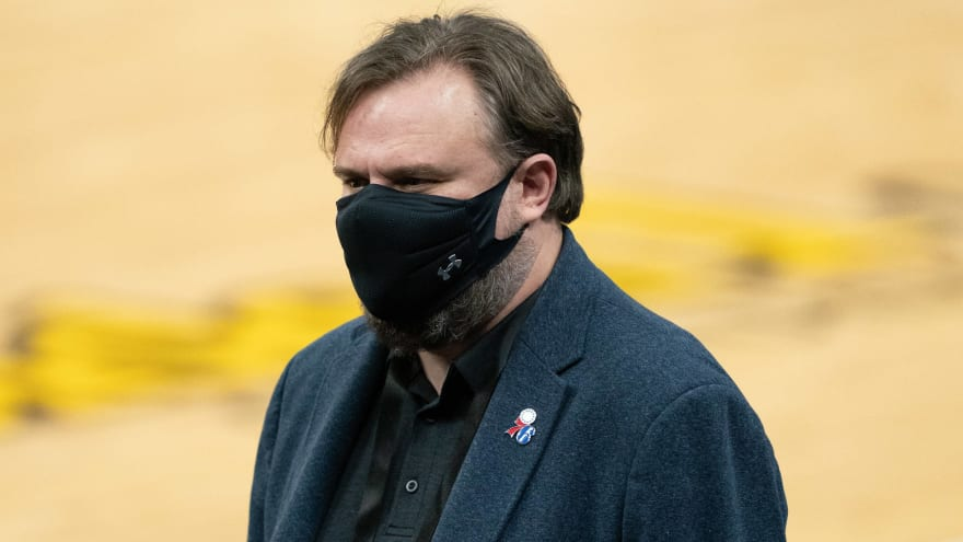 Did 76ers' Daryl Morey just tamper with Stephen Curry?