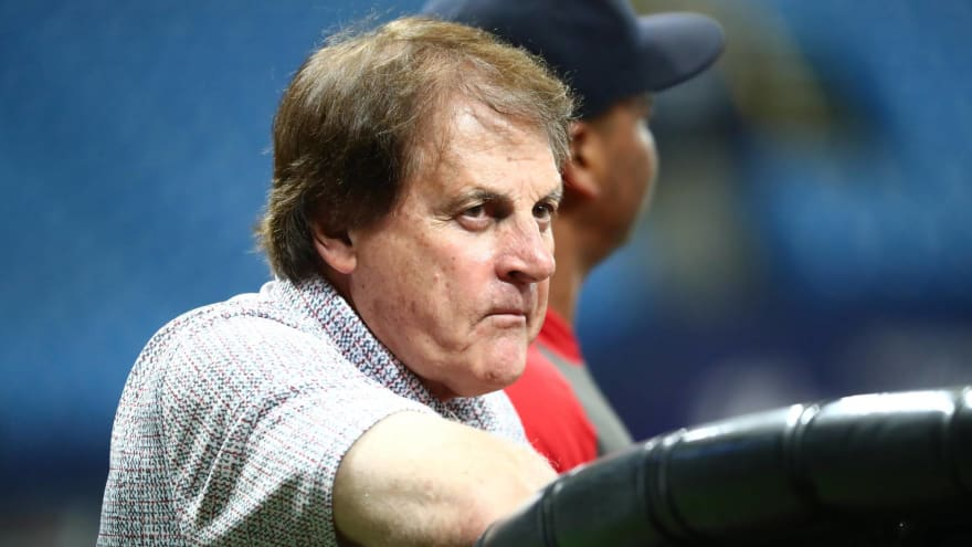 White Sox name Hall of Famer Tony La Russa manager