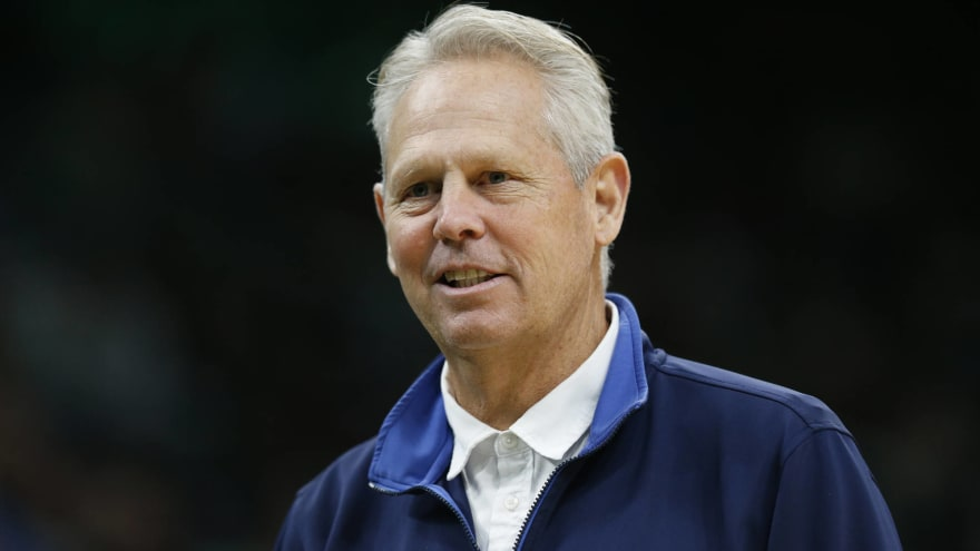 Ainge warns Celtics players about potential roster shakeup