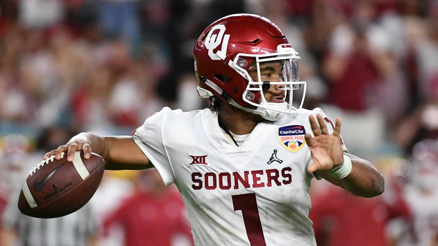 Kyler Murray could stay at Oklahoma, play for A's in 2019