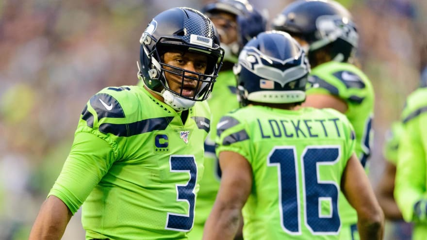 Will Tyler Lockett extension halt Russell Wilson trade buzz?