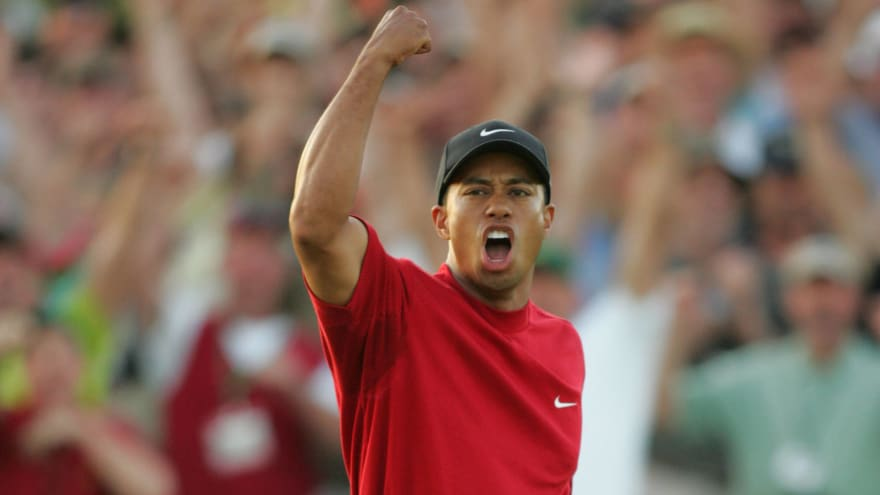 Tiger's most famous Masters moments