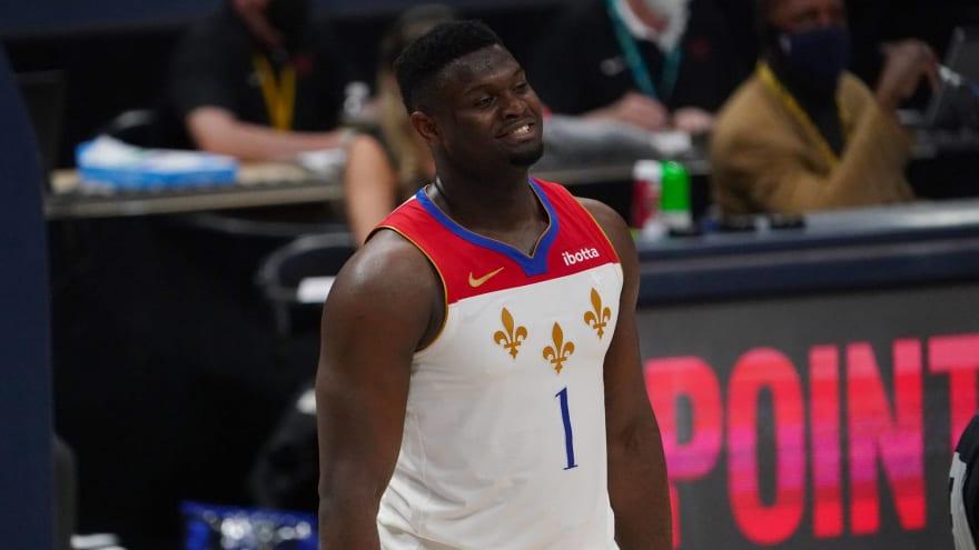 Zion Williamson downplays controversial late-game non-call