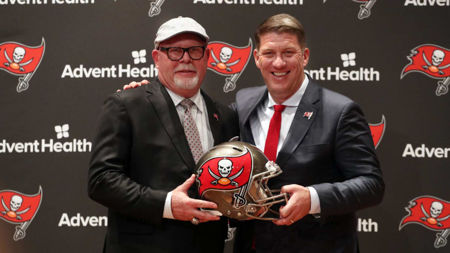 Bucs give Arians, Licht new contracts entering 2021 season