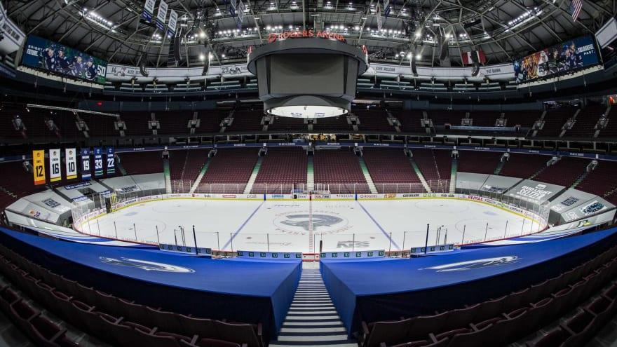 Canucks-Oilers postponed amid COVID-19 issues