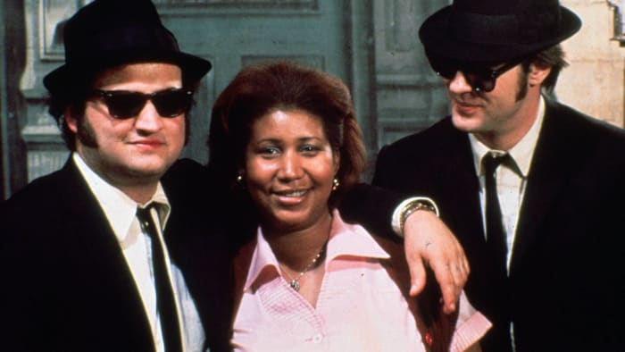 """""""The Blues Brothers"""""""