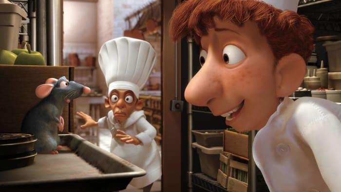 """""""Ratatouille"""" (2007)"""