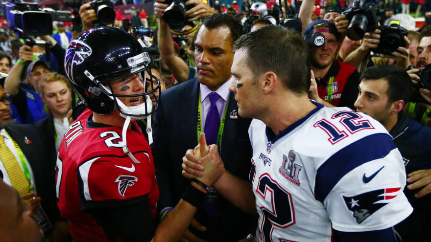 Ranking the QB matchup of every Super Bowl