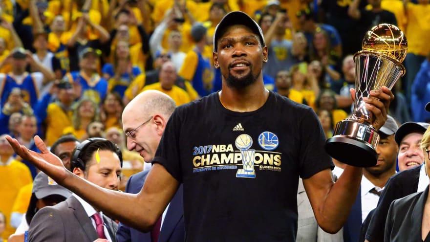 Every NBA Finals MVP