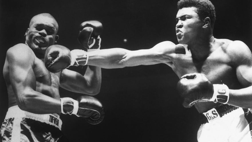 The best pound-for-pound boxers of all time