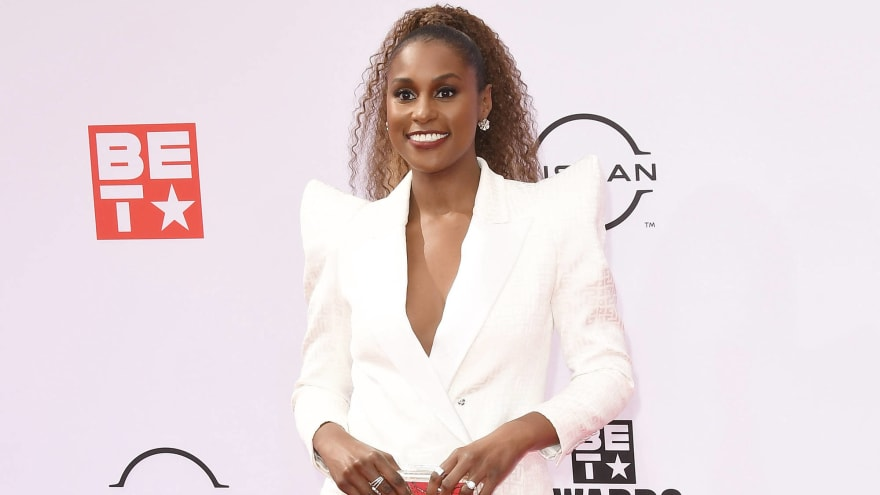 Issa Rae cleverly confirms marriage to Louis Diame