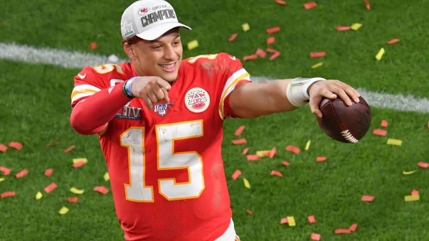 The best player for each of the 32 NFL franchises