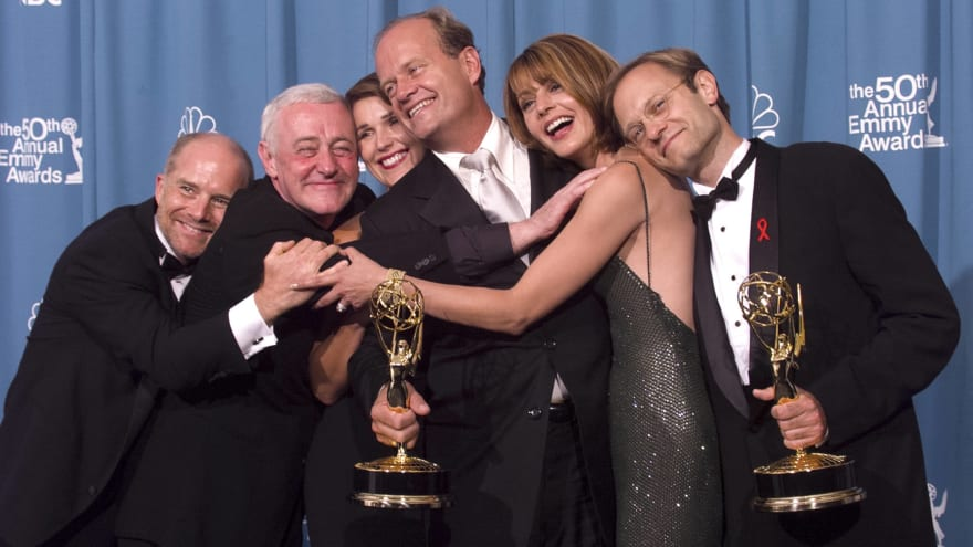 The TV shows with the most Emmy wins