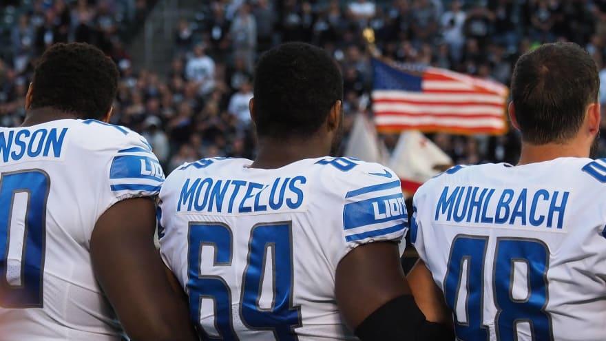 NFL, NFLPA provide update on national anthem policy talks