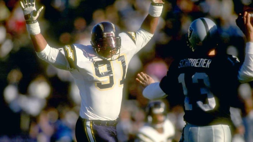 Forgotten NFL stars of yesteryear: Defense
