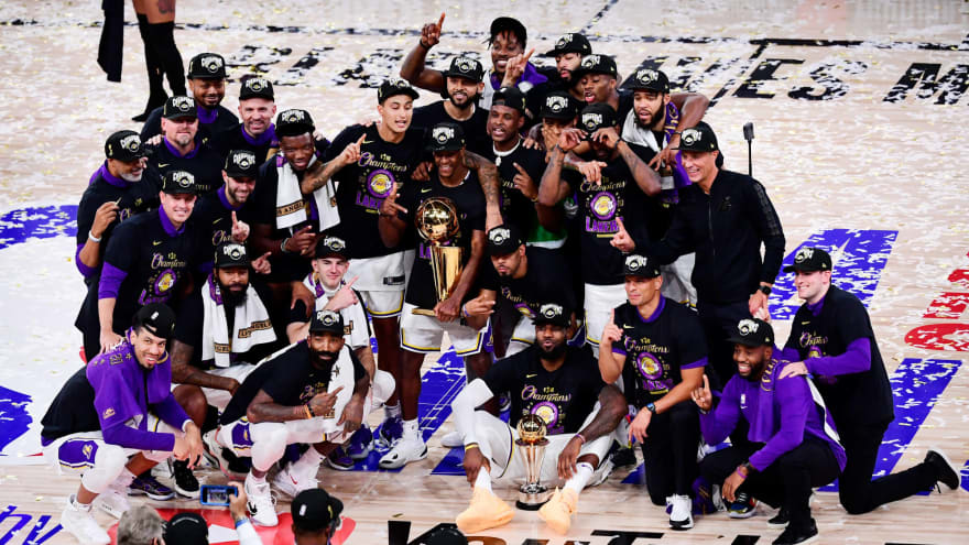 The 25 teams that ruled 2020