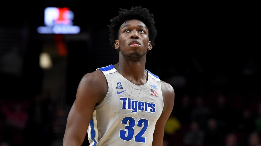The five best freshmen, sophomores, juniors and seniors in college basketball