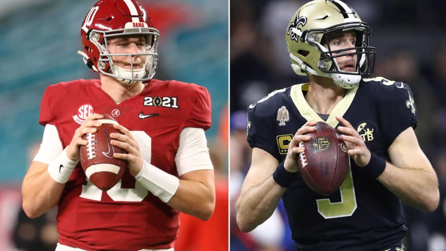 2021 NFL Draft prospects and their league comps