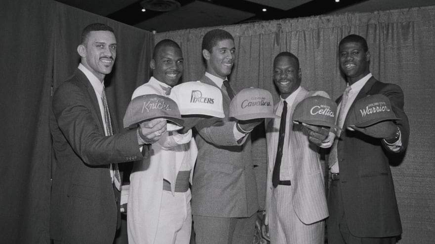 Looking back at the 1986 NBA Draft, 35 years later