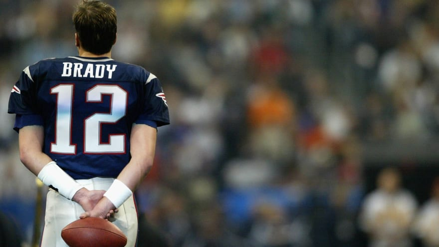 The most significant moment from each of Tom Brady's 20 seasons in New England