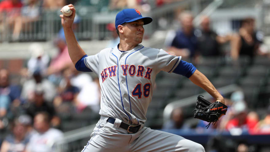 This Jacob deGrom stat will leave you depressed