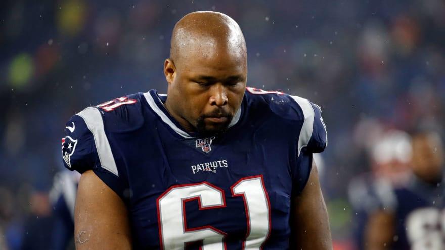 Patriots OT Marcus Cannon confirms he will not retire   Yardbarker