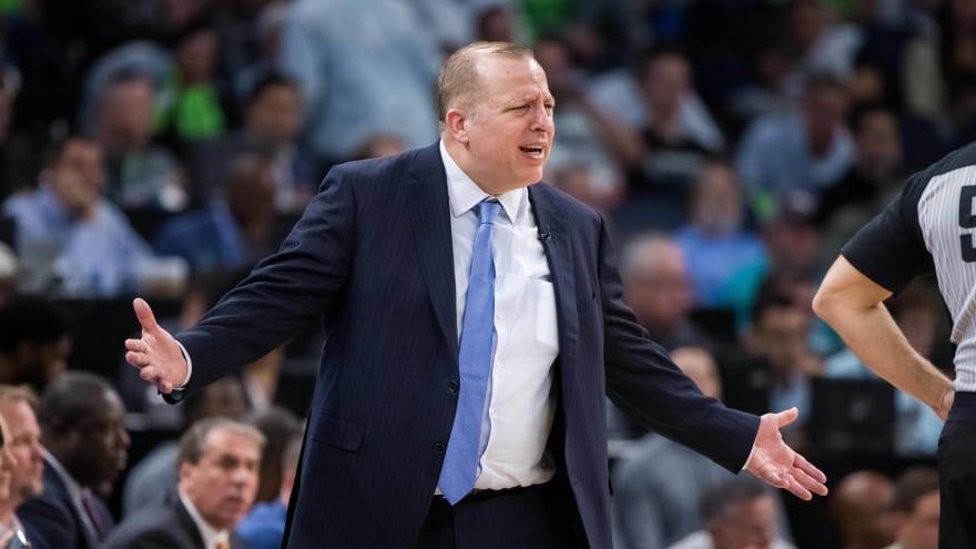 NBA insider believes Tom Thibodeau 'won' battle with Jimmy Butler
