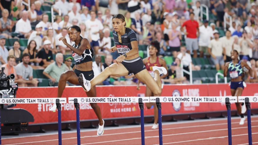 The top track and field athletes heading into the Tokyo Olympics