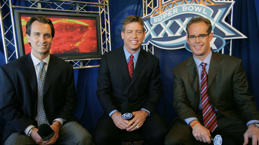 Ranking the broadcast announcers from every Super Bowl