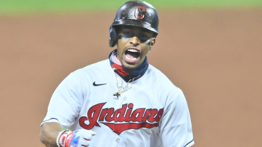 Mets acquire Francisco Lindor from Indians in six-player trade