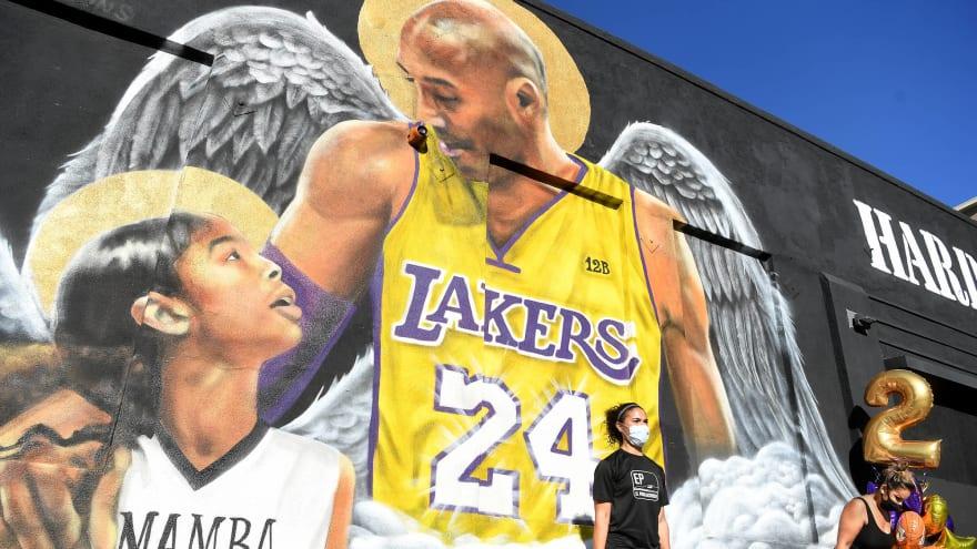 Kobe Bryant's 40 greatest moments