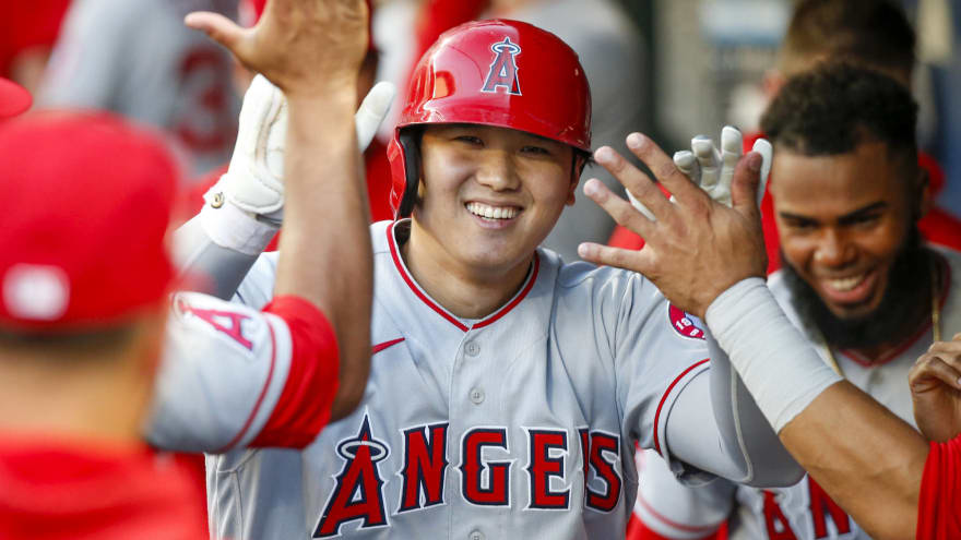 Ohtani to be AL's starting pitcher, leadoff hitter at ASG