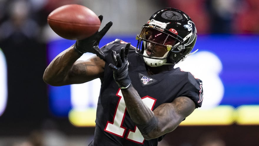 The most significant wide receiver trades of all time
