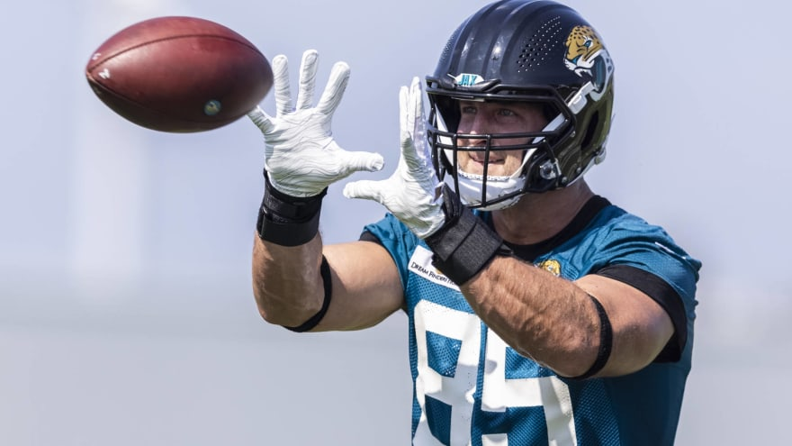 The 'AP First-Team All Pro tight ends' quiz