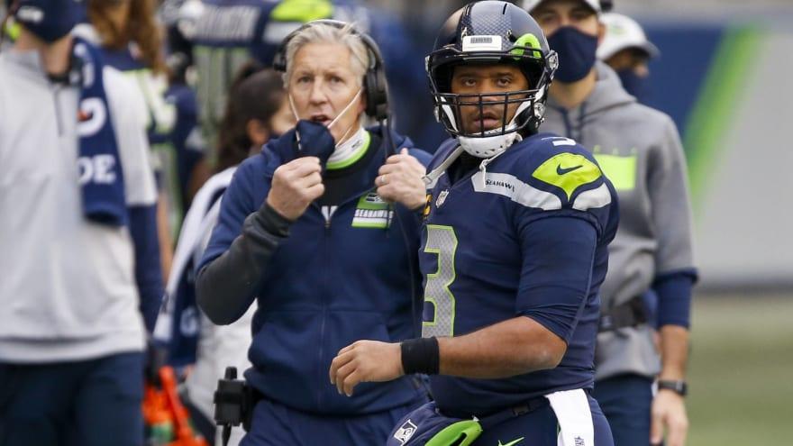 Carroll: Seahawks 'weren't trading' Wilson