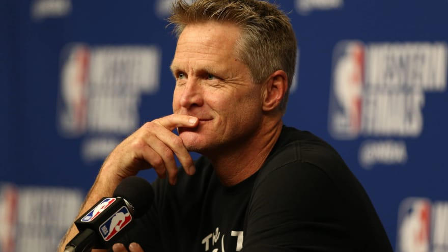 Steve Kerr: 'No way I could have played' in today's NBA