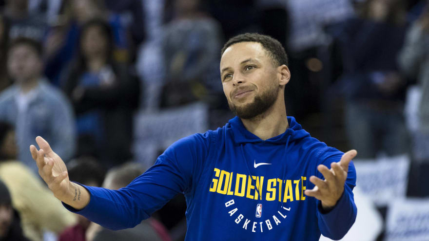 Warriors cancel practice due to hangover from Stephen Curry's 30th birthday party